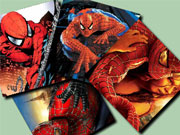 Spiderman Puzzle G ..